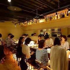 天ぷら酒場 KITSUNE 栄店の雰囲気1