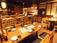 姫路駅から徒歩1分と好立地!駅チカで交通アクセスも便利です。気ままに立ち寄ったほっこり和める居酒屋で、厳選した地酒や日本酒と食べごたえのある鳥肉の旨味が詰まった焼き鳥や、旬の素材を使った海鮮料理をご堪能ください。