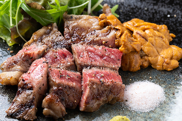 お肉バルうに 伊のおすすめ料理1