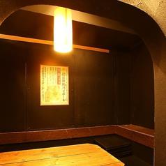 少人数個室も2席完備☆ゆったりくつろげて飲めるのが◎素敵なお時間をお過ごしください♪~水炊き・焼鳥 とりいちず 大井町西口店~