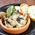 料理メニュー写真牡蠣のバターしょうゆ