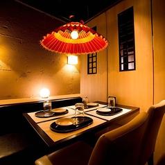 和の心を感じながら直送鮮魚と日本酒を悠助で嗜むのはいかがでしょうか!ソファー個室は長時間座っていても腰が痛くならずついつい長居してしまうそんな空間!ほろ酔い気分で心地よい場所を提供!スタッフ一同皆様が楽しんでいただけるよう誠心誠意おもてなしさせて頂きます。《和モダン暖簾個室》《悠助新宿 個室居酒屋》