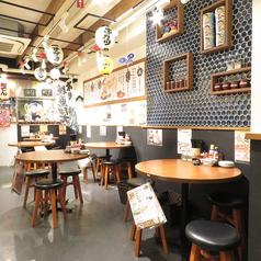 すずきの串カツ 栄店の雰囲気1