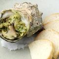 料理メニュー写真サザエの香草バター焼き