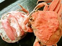 冬季限定!蟹!