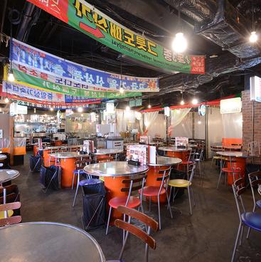 韓豚屋 池袋サンシャインシティ店の雰囲気1