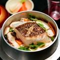 料理メニュー写真王道 鯛釜飯