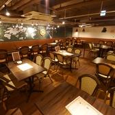 鉄板バル Jyu- ジュー 高槻市店の雰囲気2