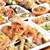 カジュアルビュッフェレストラン GUGU 広島のグルメ