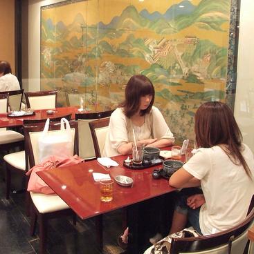 麻布茶房 AZABUSABO リエール藤沢店の雰囲気1