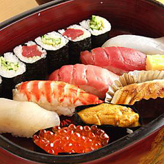 寿司作のおすすめ料理1
