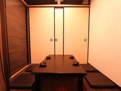 リニューアルした2名~4名対応の可動式ジュータン個室です。