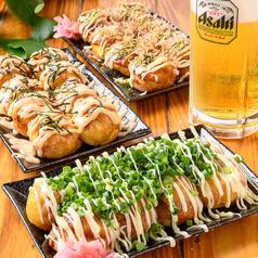 TAKOYAKI IKAYAKI 戦国屋のおすすめ料理1