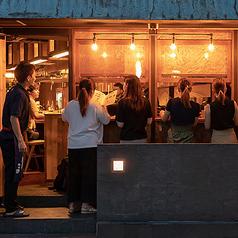 南平台のごりょんさん 渋谷の写真