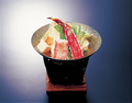 料理メニュー写真本タラバかに小鍋
