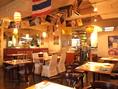 タイ料理を堪能いただけるコースも多数ご用意しております。広島に居ながらタイの雰囲気を楽しめる「サワディ レモングラスグリル」へ!