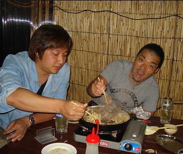 北海道ジンギスカン kamui カムイの雰囲気1