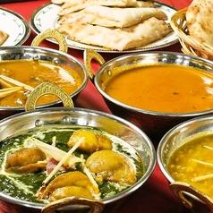 インディアンレストラン マハトマの写真