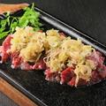 料理メニュー写真ネギ牛タン 80g