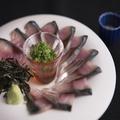 料理メニュー写真博多胡麻サバ