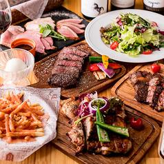 肉バル 肉の奇跡 上野店の写真