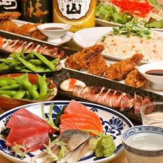 個室居酒屋 うおしゅらん 蒲田店のおすすめ料理1