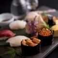 料理メニュー写真寿司盛合せ