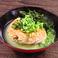 料理メニュー写真ズワイ蟹の青さ汁