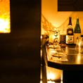 ◆テーブル個室席◆しっとりと上品な空間は、都会と感じられない程。様々な用途のご宴会にも対応させて頂きます。ご予算やプランなどお気軽にお問い合わせ下さい。