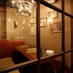 【向ヶ丘遊園駅前徒歩1分】ラグジュアリーな店内★ちっちゃい個室