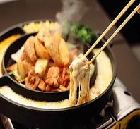 心斎橋で韓国料理の定番チーズタッカルビをご堪能☆