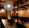 貸切50名様まで可能な大広間 (お向い)飲み放題付きコースをお探しの方はぜひ、完全個室「丸岸」で!駅直結で大阪駅前第3ビルで個室も充実な居酒屋です。