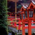 お宮参り・お食い初めにオススメ「椿神社」撮影者:加根古の店主