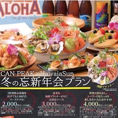 ハワイアサン HawaiaSunの写真