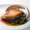 料理メニュー写真蝦夷(えぞ)鮑のオイスターソース