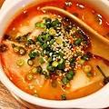 料理メニュー写真冷やし坦々水餃子