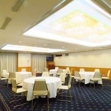 銀座キャピタルホテル 宴会場の雰囲気1