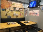 【テーブル席:8名席×1】仕事帰りにサクッと・・・。アットホームな店内に、絶品韓国料理。疲れも癒されること間違いなしです!!