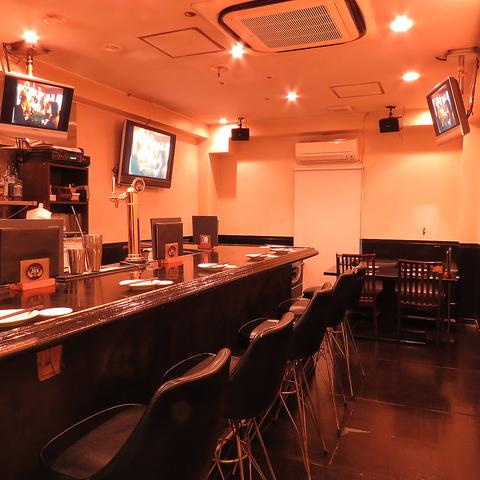 Dining Bar Jack