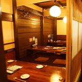 地鶏酒家 黒かしわ 下関店の雰囲気3
