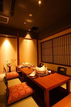 京都 ひょうき 瓢喜 銀座本店の雰囲気1