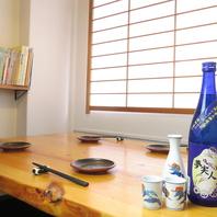 他では珍しい日本酒♪
