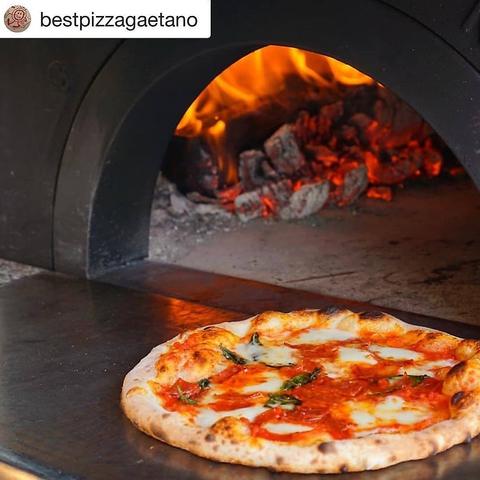 【人気店】ナポリ・イスキア島の店「ダ・ガエターノ」が世界で認めたピッツェリア