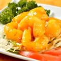 料理メニュー写真エビのマヨネーズ和え/海鮮と野菜炒め/エビチリソース/バラ肉のうま煮