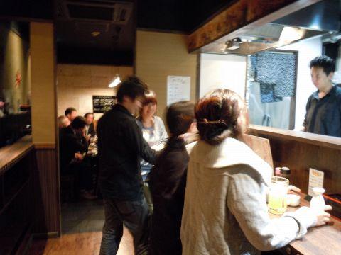 名駅から徒歩3分!特製の衣で揚げた新鮮素材の串揚げは絶品です!
