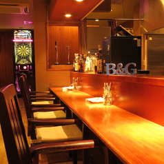 Dining Bar BGの雰囲気1