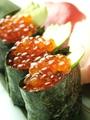 料理メニュー写真握りたてのお寿司☆