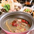 料理メニュー写真鴨の薬膳鍋