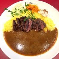 ◆牧場で食べるカレー◆