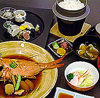 旬の鮮魚を煮魚に!煮魚御膳